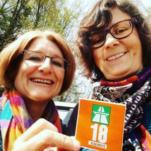 Maria Fahnemann und Christiane Karsch