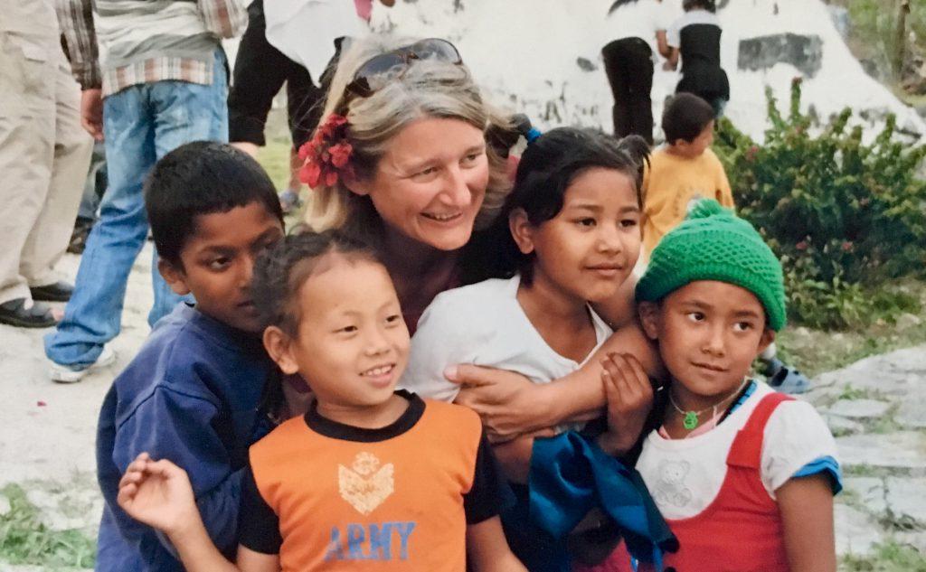 Ehrenamtlicher Aufbau einer Berufsberatung, Nepal 2011